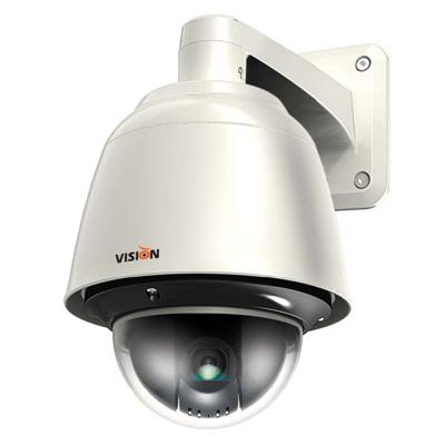 Visionhitech VPD370i-O 360 degree endless panning high speed dome IP camera