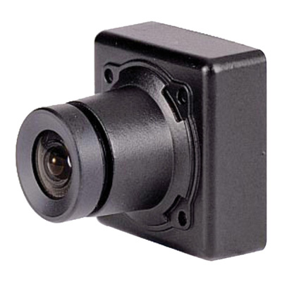 Visionhitech VQ253C is a miniature square camera with 380 TVL