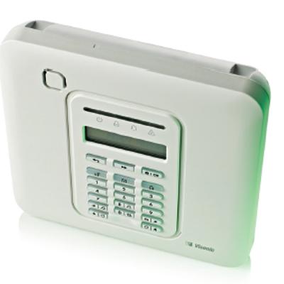 Visonic PowerMaster-10 G2 wireless intrusion alarm system