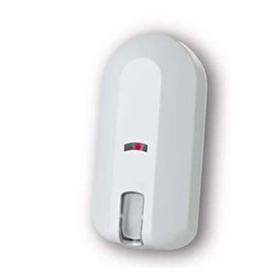Visonic TOWER-12AM dual-technology mirror detector with anti-masking