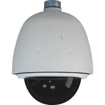 Vivotek AE-252 outdoor dome housing with smoked cover