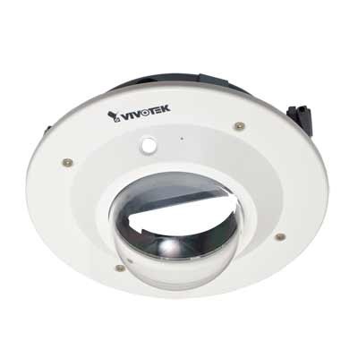 Vivotek AM-105 recessed kit for indoor dome