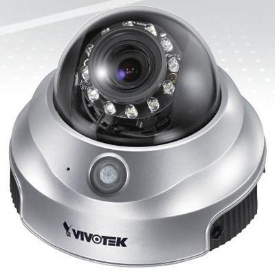 Vivotek FD7132 day/night indoor dome camera