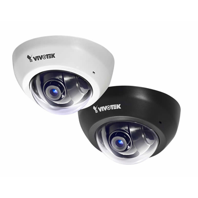 VIVOTEK FD8136-F2 1MP ultra-mini fixed IP dome camera