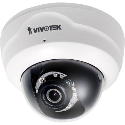 Vivotek FD8154 1.3MP Fixed Dome Network Camera