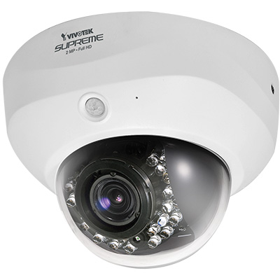 Vivotek FD8162 2 megapixel fixed dome network camera