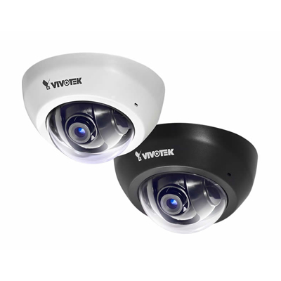 VIVOTEK FD8166-F6 2MP ultra-mini fixed IP dome camera