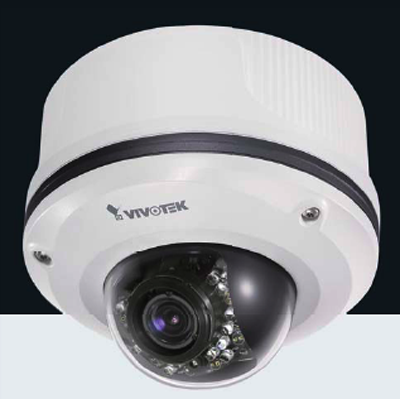 Vivotek FD8361L network dome camera with 1/3 inch chip