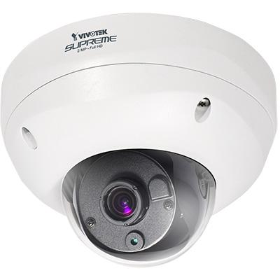 Vivotek FD83622 megapixel full HD fixed dome network camera