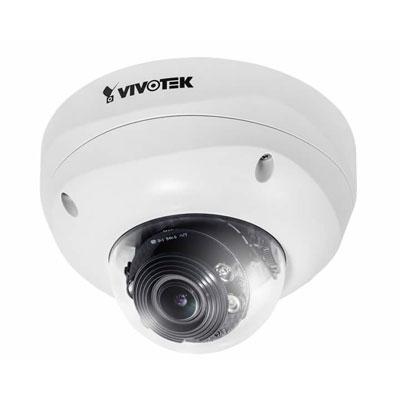 Vivotek FD8373-EHV 3MP Color Monochrome Fixed IP Dome Camera
