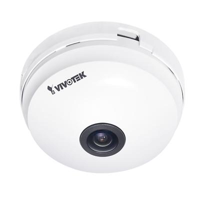 VIVOTEK FE8180 compact fisheye network camera