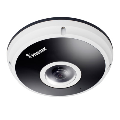 VIVOTEK FE8181V Fisheye Fixed Dome Network Camera