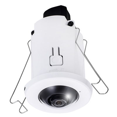 VIVOTEK FE8182 5MP fisheye fixed IP dome camera