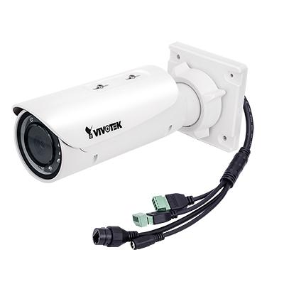 VIVOTEK IB836BA-EHF3 Fixed-Focal Bullet Network Camera For Extreme Weather