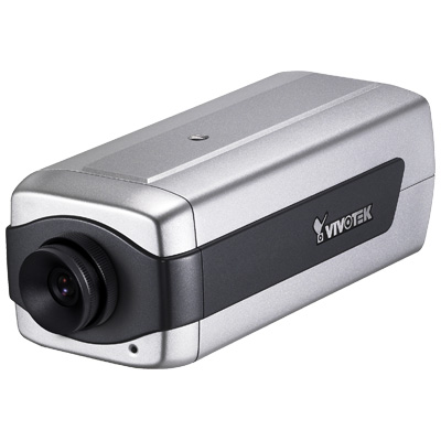 Vivotek IP7130 fixed network camera with 1/4 inch chip