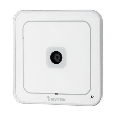 Vivotek IP7133/IP7134 dual codec fixed network camera
