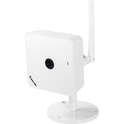 Vivotek IP8130W1 megapixel compact cube network camera