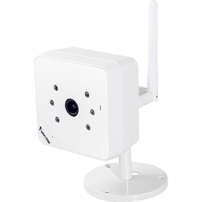 Vivotek IP8131W 1 megapixel compact cube network camera