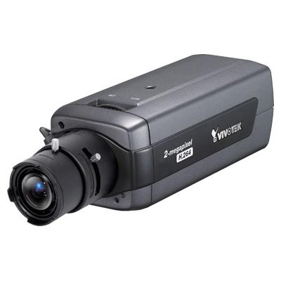 Vivotek IP8161 fixed network 2 megapixel camera