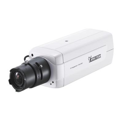 VIVOTEK releases 5-megapixel box-type security cameras IP8172/72P