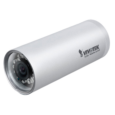 Vivotek IP8331 day & night IP-66 rated bullet-style network camera