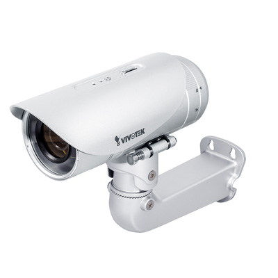 VIVOTEK presents IP8371E – a professional outdoor bullet network camera