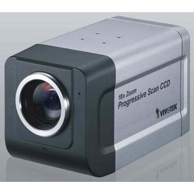 Vivotek IZ7151 day/night network camera with 18x zoom