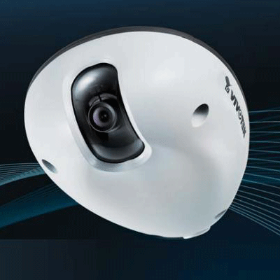 Vivotek MD7530 fixed dome network camera with 1/4 inch chip