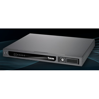 Vivotek NR8201 4 channel network video recorder with integrated firewall