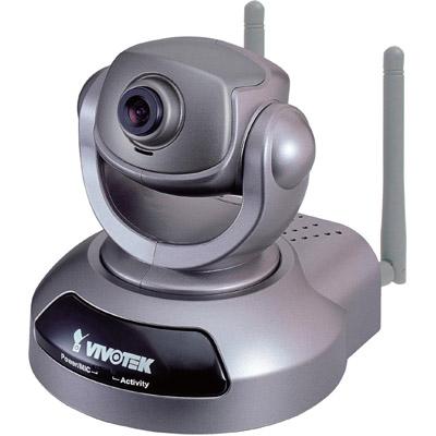 Vivotek PT3117/PT3127 wireless pan/tilt network camera