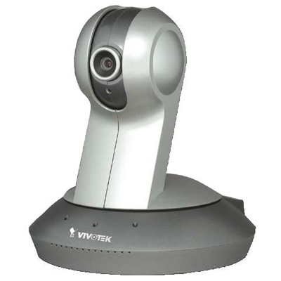 Vivotek PT7135/IP7137 pan/tilt indoor network camera