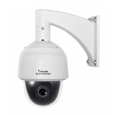 Vivotek SD83116E 1/4-inch true day/night IP speed dome camera