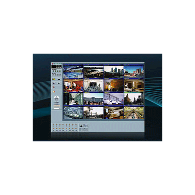 Vivotek ST2403 16 channel CCTV recording software