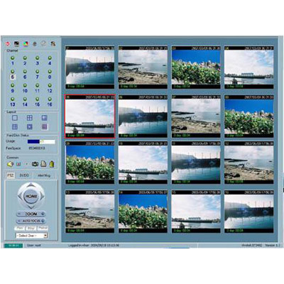 VIVOTEK ST3402 CCTV software