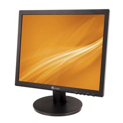 "Eneo VM-17PD 17"" (43cm) LCD Monitor, 1280x1024, 1x Composite, HDMI, RGB, Audio, 12V"