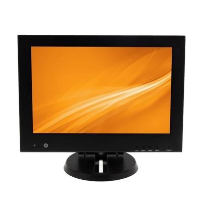 """Eneo VM-FHD10M 10"""" (25cm) LCD Monitor FHD, 1920x1080, LED, HDMI, VGA, Composite"""