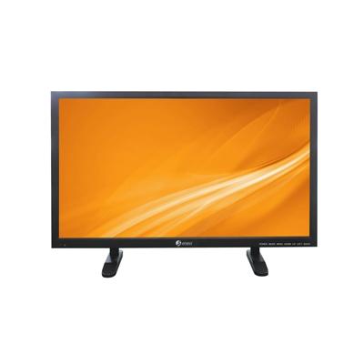 """eneo VM-FHD32M 32"""" (82cm) LCD Monitor FHD, 1920x1080, LED, HDMI, VGA Composite, Metal cabinet"""