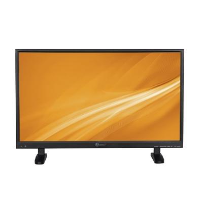"Eneo VM-UHD28M 28"" (71cm) LCD Monitor, 4K UHD, 3840x2160, LED, USB, DisplayPort, HDMI, DVI, VGA"
