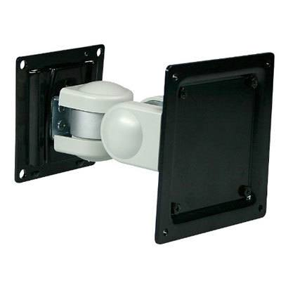 "Eneo VMC-LCD/WMB-4 Wall Bracket For LCD Monitors Up To 23"", Pan And Tiltable"