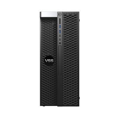 Video Storage Solutions VSS-MS-5T-W 5-bay tower client viewing station