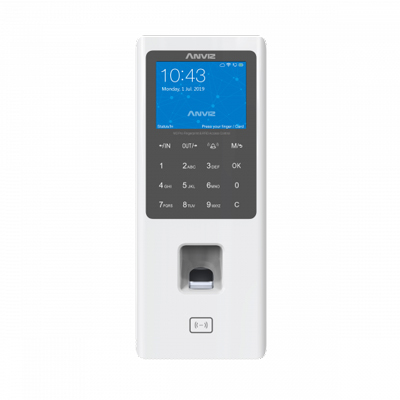 Anviz W2 Pro FIngerprint Access Control & Time Attendance Terminal