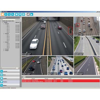 Wavestore Intellio TMS traffic monitoring suite