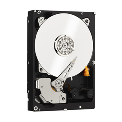 WD Se 4TB 3.5-inch dual processor HDD for bulk storage