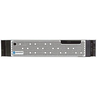 Wavestore WR218-96GD8-R40-4G-NA-D11 2U rack-mount NVR, 96TB storage, RAID, dual PSU