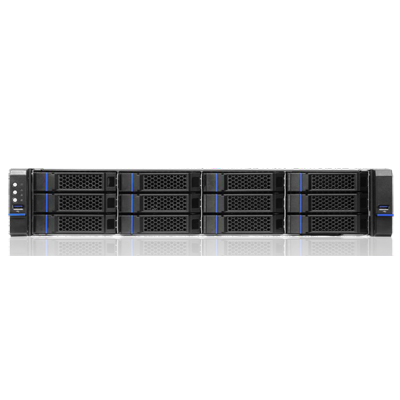 Hanwha Techwin America WRR-5501 optimised 2U rack server
