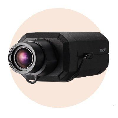 Hanwha Techwin XNB-9002 4K Network Box Camera