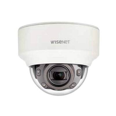 Hanwha Techwin America XND-6080RV 2MP Network IR Dome Camera