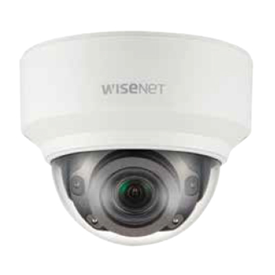 Hanwha Techwin America XND-8080RV 5MP Network IR Dome Camera