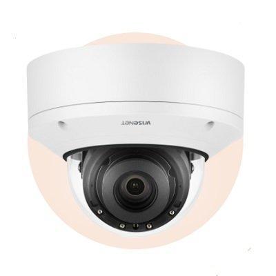 Hanwha Techwin XND-9082RV 4K Vandal-Resistant Indoor IR Network Dome Camera