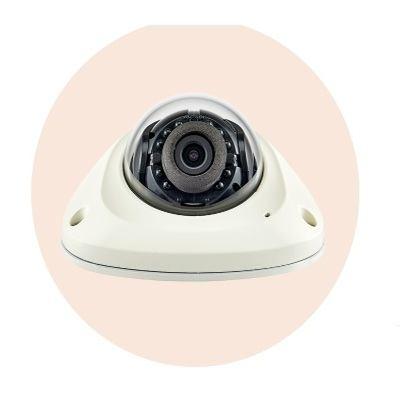 Hanwha Techwin America XNV-6022RM 2MP Mobile Vandal Dome